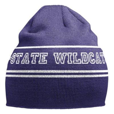 5dabc12554f Nike Kansas State Wildcats Vault 2 Tone Knit Beanie