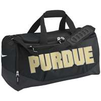 Nike Purdue Boilermakers Team Training Medium Duffle Bag