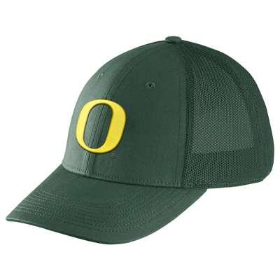a2c002ab802db Nike Oregon Ducks Dri-FIT Mesh Back Swoosh Flex Hat