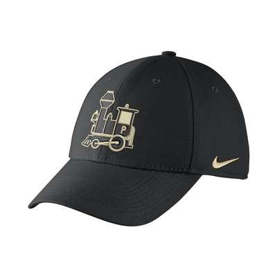 Nike Purdue Boilermakers Dri-FIT Wool Swoosh Flex Hat 2f440d3e777e