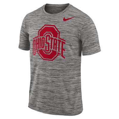 6c7898115e69 Nike Ohio State Buckeyes Dri-FIT Legend Travel T-Shirt