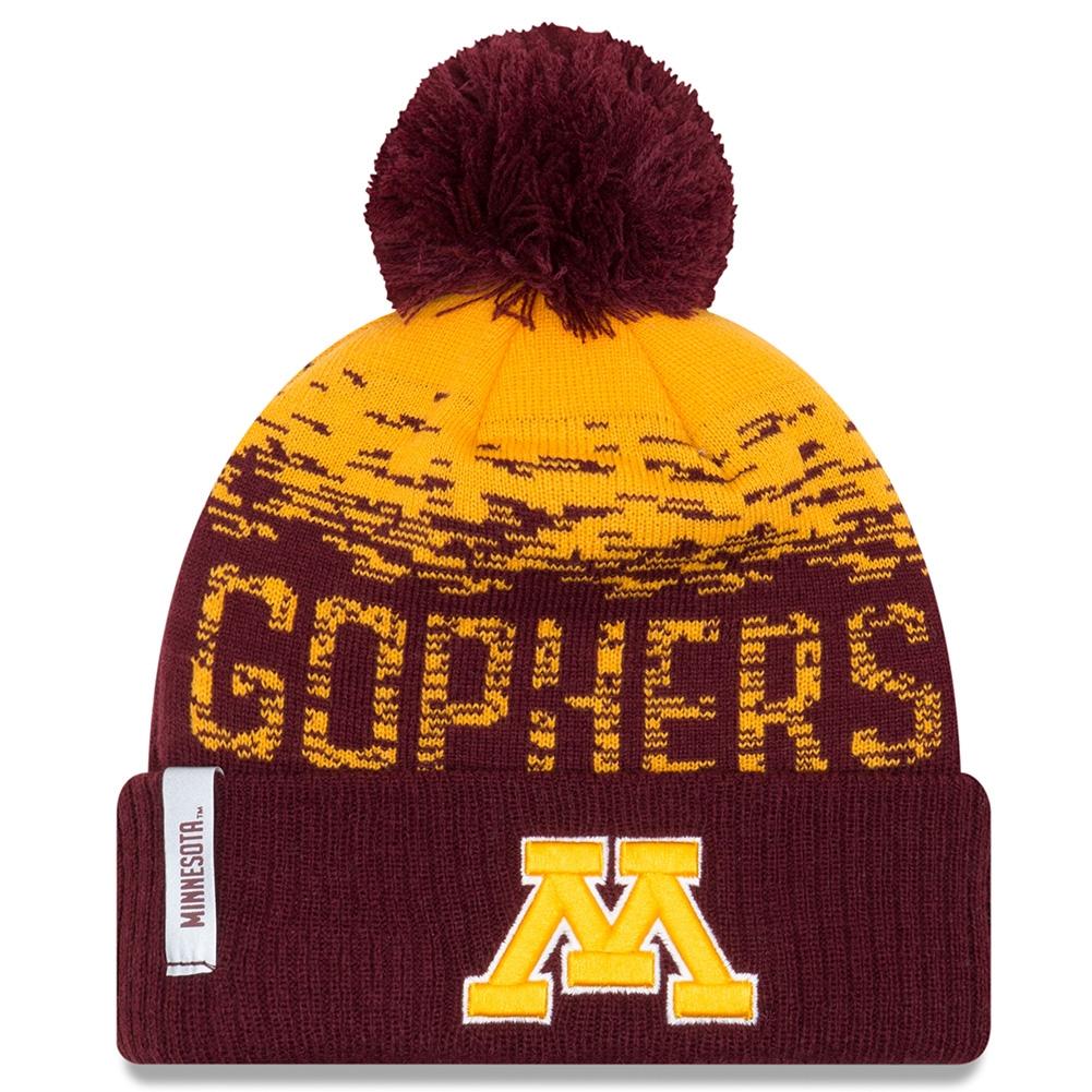 f28e78b6 Image is loading Minnesota-Golden-Gophers-New-Era-Youth-Flect-Sport-