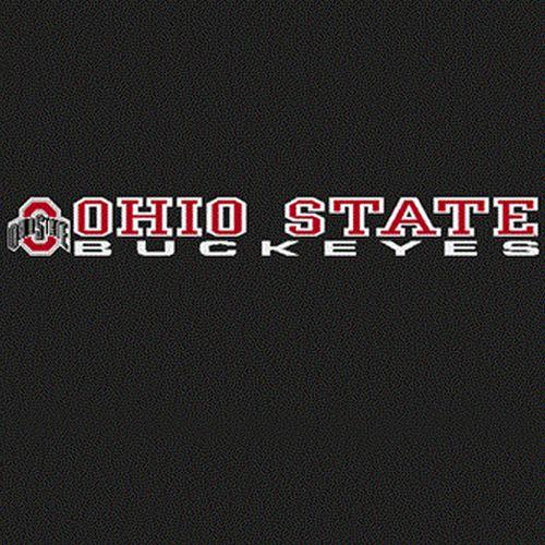 CDI Ohio State Buckeyes Decal Strip - Logo W/ Ohio State Buckeyes