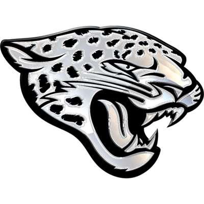 709bdebf Jacksonville Jaguars Chrome Auto Emblem