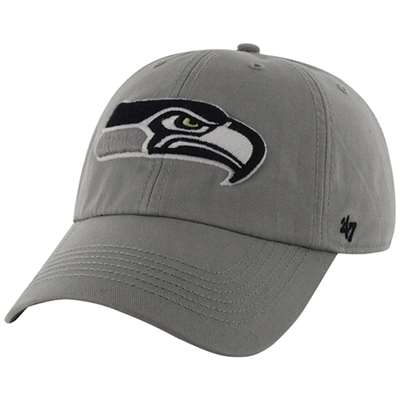 1b245bab9 Seattle Seahawks  47 Brand Franchise Fitted Hat - Grey