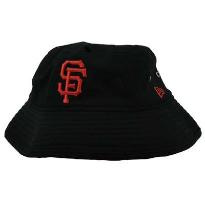 San Francisco Giants New Era Team Bucket Hat