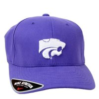 Nike Kansas State Wildcats Stretch-fit Hat