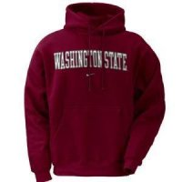 Washington State Nike Classic Hooded Sweatshirt