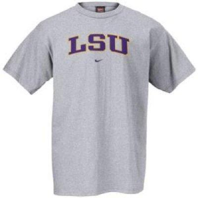 huge discount 765b4 d6258 Lsu Tigers Classic Nike T-shirt