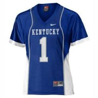 Kentucky Wildcats Women's Replica Nike Fb Jersey