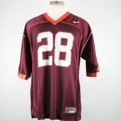 check out 71bfd 1b88d Virginia Tech Hokies Youth Replica Nike Fb Jersey
