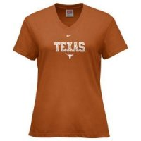 Texas Women's Nike School T-shirt