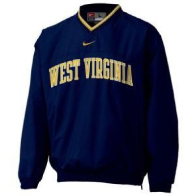 West Virginia Classic Nike Wind Shirt
