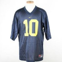 Michigan 2008-09 Replica Nike Fb Jersey