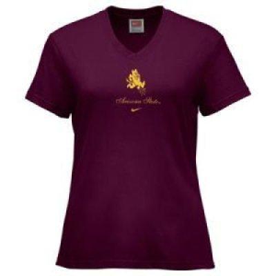 Arizona State Women s Nike Classic Logo T-shirt 0d72a511a