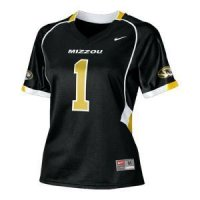 Missouri 2009-10 Women's Replica Nike Fb Jersey