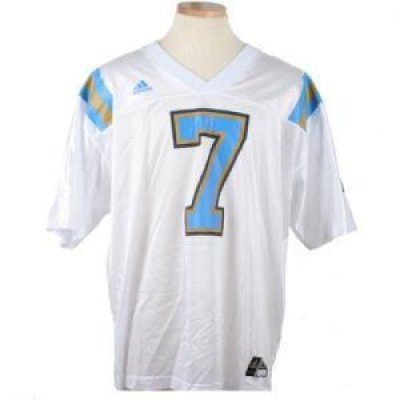 save off e7110 2b91c Ucla Bruins Replica Adidas Football Jersey
