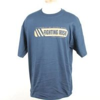 Notre Dame Adidas All Stripes T-shirt