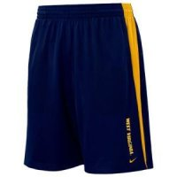 West Virginia Classic Nike Mesh Shorts Ii
