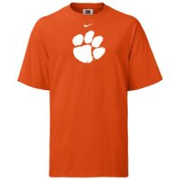 Clemson Shirt - Nike Short Sleeve Logo T Shirt