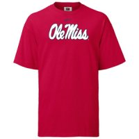 Mississippi Shirt - Nike Short Sleeve Logo T Shirt