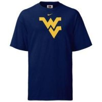 West Virginia Classic Nike S/s Logo T-shirt