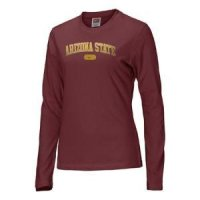 Arizona State Women's Nike Arched L/s T-shirt