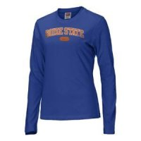 Boise State Women's Nike Arched L/s T-shirt