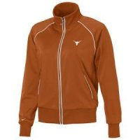 Texas Women's Nike Track Star Jacket