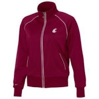 Washington State Women's Nike Track Star Jacket
