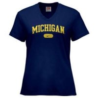 Michigan Women's Nike Arch T-shirt