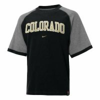 f3a8237e994 ... Colorado Buffaloes Classic Reversible Nike T-shirt ...