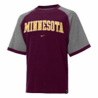 bc4cea154f5 ... Minnesota Classic Reversible Nike T-shirt