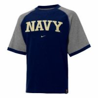Naval Academy Classic Reversible Nike T-shirt