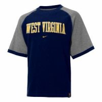 West Virginia Classic Reversible Nike T-shirt