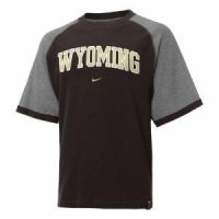 Wyoming Classic Reversible Nike T-shirt