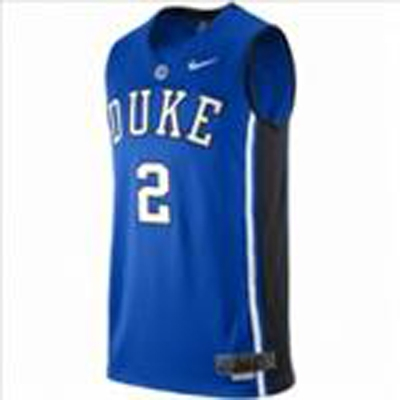 27975abe4 Nike Duke Blue Devils Replica Basketball Jersey -  2 Royal