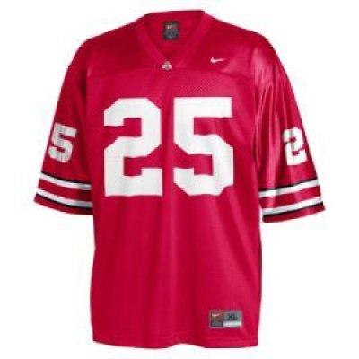 Ohio State Buckeyes Replica Nike Fb Jersey