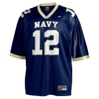 Navy Youth Replica Nike Fb Jersey