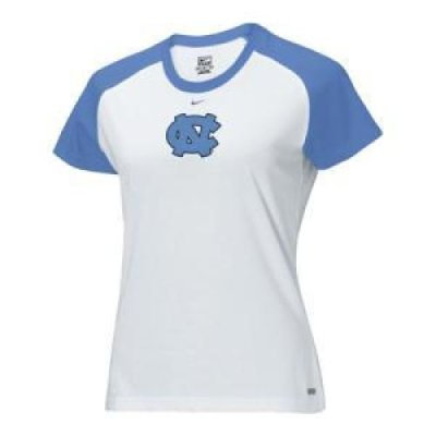 North Carolina Women s Nike Training T-shirt ac106c351