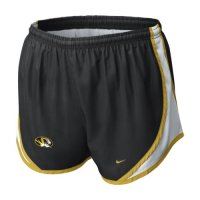 Nike Missouri Tigers Womens Tempo Short