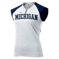 Michigan Women's College Study Break Nike T-shirt