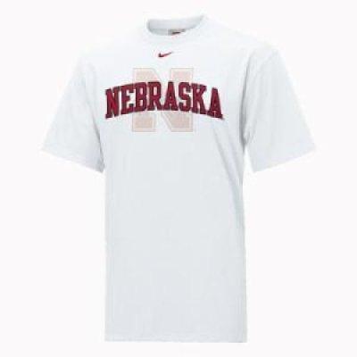 nombre de la marca saludo Ambicioso  Nebraska In-out Nike T-shirt