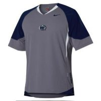 Penn State S/s Nike Loose Trainging Top