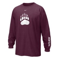 Montana Shirt - Nike Long Sleeve Logo T Shirt