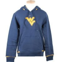 West Virginia Women's Nike Pull-over Logo Hoody