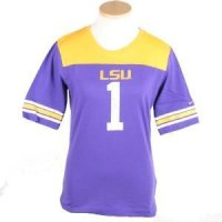 Lsu Women's Replica Nike Fb T-shirt