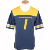 West Virginia Women's Replica Nike Fb T-shirt