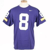 Lsu Nike College Football Replica Tee