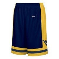West Virginia Replica Nike Bb Shorts